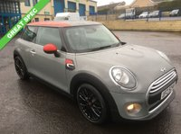 USED 2015 MINI HATCH ONE 1.5 ONE D 3d 94 BHP