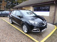 USED 2014 64 RENAULT CAPTUR 1.5 DYNAMIQUE MEDIANAV ENERGY DCI S/S 5d 90 BHP # 1 PRIVATE KEEPER FROM NEW # ZERO ROAD TAX #  FULL RENAULT SERVICE HISTORY # 2 KEYS # FINANCE AVAILABLE #