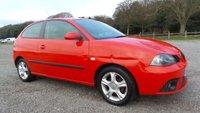 2007 SEAT IBIZA 1.2 REFERENCE 12V 3d 69 BHP £750.00