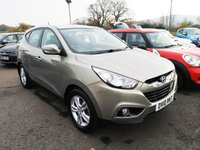 USED 2010 10 HYUNDAI IX35 2.0 STYLE CRDI 4WD 5d 134 BHP Just arrived in stock