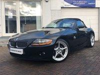 2003 BMW Z4 2.5 Z4 ROADSTER 2d AUTO 190 BHP £4475.00