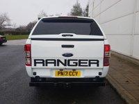 USED 2012 12 FORD RANGER 2.2 XL 4X4 DCB TDCI 1d 148 BHP
