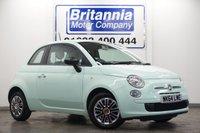 2014 FIAT 500 1.2 POP 3 DOOR 70 BHP £4790.00