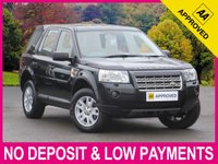 USED 2007 07 LAND ROVER FREELANDER 2 2.2 TD4 XS 4WD 5DR LEATHER CLIMATE ELECTRIC SEATS CRUISE CONTROL