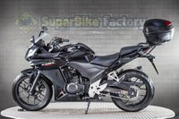 USED 2015 65 HONDA CBR500 RA-E  GOOD & BAD CREDIT ACCEPTED, OVER 500+ BIKES IN STOCK