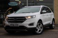2016 FORD EDGE 2.0 TITANIUM TDCI 5d AUTO 207 BHP £22843.00