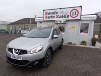 USED 2011 61 NISSAN QASHQAI 1.6 N-TEC 5 DOOR 117 BHP £44 PER WEEK, NO DEPOSIT - SEE FINANCE LINK