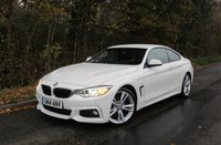 2014 BMW 4 SERIES 2.0 420I M SPORT 2d 181 BHP £16490.00