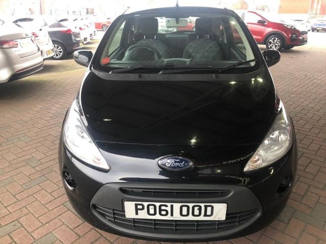 2011 61 FORD KA 1.2 EDGE 3dr
