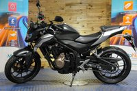 2016 HONDA CB500 CB 500 FA-G ABS - 1 Owner £2595.00