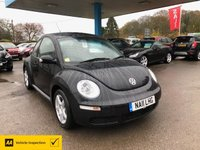 USED 2011 11 VOLKSWAGEN BEETLE 1.6 LUNA 8V 3d 101 BHP NEED FINANCE? WE CAN HELP!
