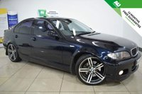 USED 2003 53 BMW 3 SERIES 3.0 330D SPORT 4d AUTO 202 BHP