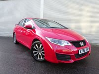 USED 2016 65 HONDA CIVIC 1.3 I-VTEC S 5d 98 BHP