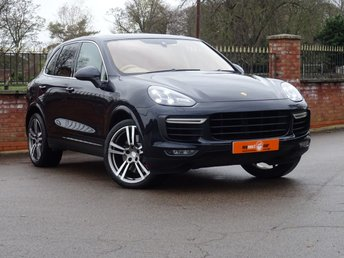 View our PORSCHE CAYENNE TURBO