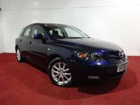 USED 2009 58 MAZDA 3 1.6 TAKARA 5d AUTO 105 BHP The Car Finance Specialist