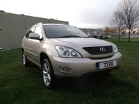 USED 2005 05 LEXUS RX 3.0 300 SE 5d AUTO 202 BHP FULL LEXUS HISTORY, OUTSTANDING CONDITION!