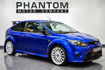 2011 FORD FOCUS 2.5 RS 3d 300 BHP £26590.00