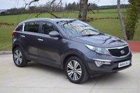 2014 KIA SPORTAGE 2.0 CRDI KX-4 5d 181 BHP £12850.00