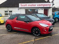 USED 2012 12 CITROEN DS3 1.6 E-HDi DStyle + Plus 3 door Diesel