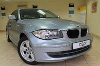 2010 BMW 1 SERIES 2.0 120D SE 5d AUTO 174 BHP HATCHBACK £5995.00