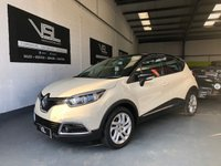 USED 2014 64 RENAULT CAPTUR 1.5 DYNAMIQUE MEDIANAV ENERGY DCI S/S 5d 90 BHP +FULL SERVICE+WARRANTY+FINANCE
