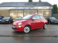 2013 FIAT 500 1.2 COLOUR THERAPY 3d 69 BHP £4999.00