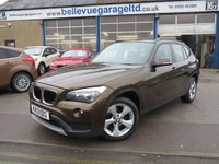2013 BMW X1 2.0 SDRIVE20D EFFICIENTDYNAMICS 5d 161 BHP £8999.00