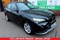 USED 2014 64 BMW X1 2.0 XDRIVE20D SE 5d 181 BHP