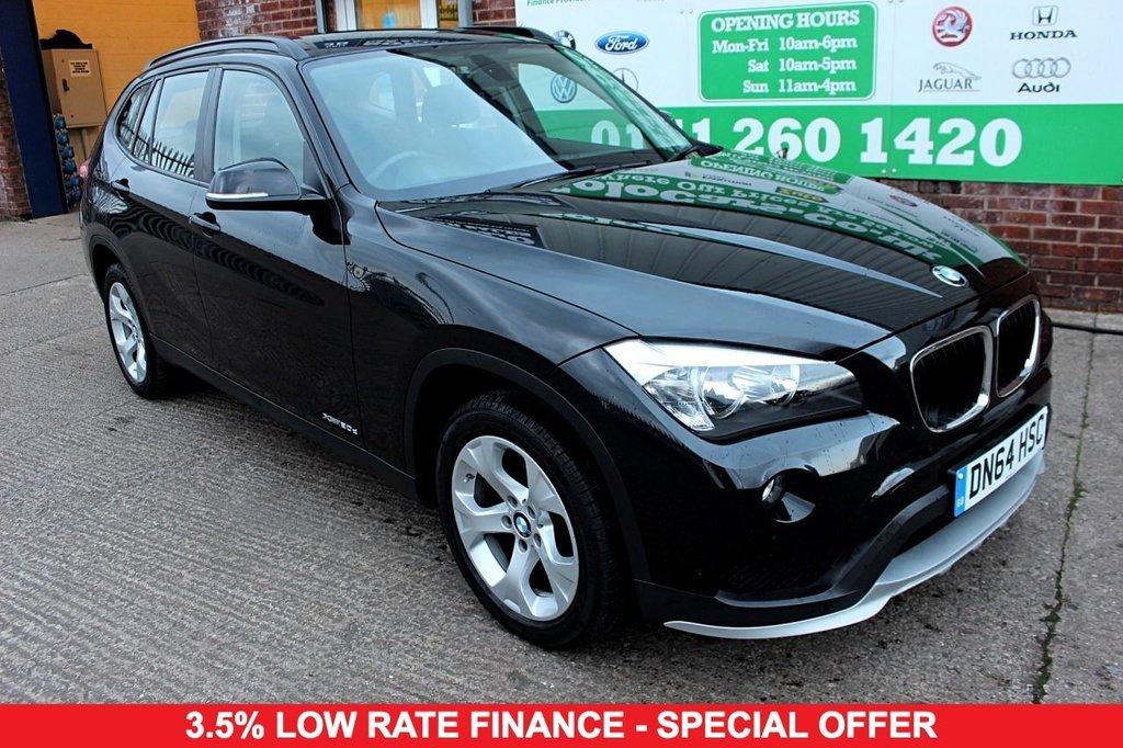 2014 64 BMW X1 2.0 XDRIVE20D SE 5d 181 BHP