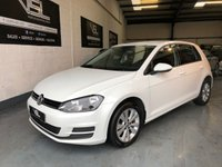 2013 VOLKSWAGEN GOLF 1.6 SE TDI BLUEMOTION TECHNOLOGY DSG 5d AUTO 103 BHP £8890.00