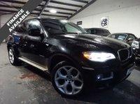 USED 2014 BMW X6 3.0 DIESEL ++ HUGE SPEC ++ OYSTER TRIM ++ HEAD UP