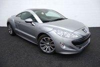 2012 PEUGEOT RCZ 1.6 THP SPORT 2d 156 BHP £8000.00