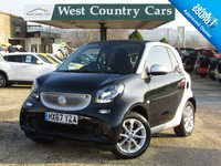 USED 2017 67 SMART FORTWO 0.9 PASSION T 2d AUTO 90 BHP Full Smart Service History