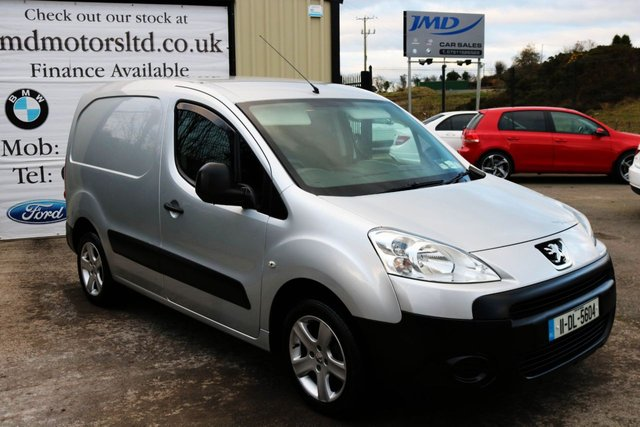 2011 CITROEN BERLINGO 1.6 HDI Enterprize  Crew cab 5 seater