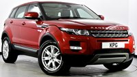 USED 2012 12 LAND ROVER RANGE ROVER EVOQUE 2.2 TD4 Pure Tech 4x4 5dr  Pan Roof, Sat Nav, Heated Lthr