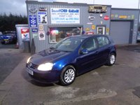 USED 2008 08 VOLKSWAGEN GOLF 1.9 BLUEMOTION MATCH TDI 5d  FULL VW Service History 1 OWNER FROM NEW   FULL VW SERVICE HISTORY