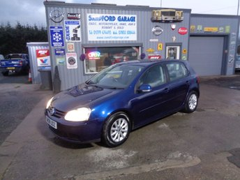 2008 VOLKSWAGEN GOLF 1.9 BLUEMOTION MATCH TDI 5d  FULL VW Service History £2999.00