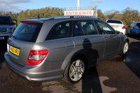 USED 2010 60 MERCEDES-BENZ C-CLASS 1.8 C180 CGI BLUEEFFICIENCY SPORT 5d AUTO 156 BHP