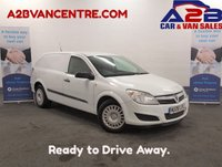 2008 VAUXHALL ASTRAVAN 1.7 CDTI Club with ++ NO VAT TO PAY ++ Electric Windows, Remote Central Locking..... £2480.00