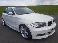 2009 BMW 1 SERIES 2.0 120D M SPORT 2d 175 BHP