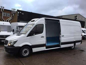 2015 MERCEDES-BENZ SPRINTER