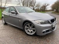 2009 BMW 3 SERIES 2.0 318D M SPORT 4d WITH FULL SERVICE HISTORY £4975.00