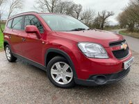 USED 2011 11 CHEVROLET ORLANDO 1.8 LS 5d + 2 FORMER KEEPERS + HISTORY + 2KEYS