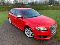 USED 2009 M AUDI S3 2.0 S3 TFSI QUATTRO 5d 300 BHP SOLD NOW SORRY Full AUDI History MOT 12/19 Full Audi Service History, MOT 12/19, Recently Serviced, Cambelt And Water Pump Recently Replaced By AUDI, Truly Stunning Unmarked Example Inside And Out, X2 Keys, BOSE Audio, Top Spec Pioneer Mirroring Head Unit Mirrors Apps On Your Phone, Bluetooth Handsfree And Media Streaming, Unkerbed Alloys, Parking Sensors, Full Leather Upholstery, Heated Seats, Auto Lights On, Auto Wipers, Dimming Mirror, Full Carpet Mat Set, Alloy Pedals, White Stitched Leather Steering Wheel, Climate Aircon, Revo Cold