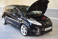 USED 2009 09 FORD FIESTA 1.6 ZETEC S 3d  Stunning Ford Fiesta Zetec S with only 63k miles!