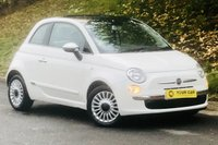 2011 FIAT 500 1.2 LOUNGE 3d 69 BHP £4000.00
