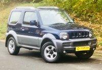2006 SUZUKI JIMNY 1.3 JLX PLUS 3d 83 BHP £5500.00