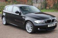 2010 BMW 1 SERIES 2.0 120D M SPORT 5d 175 BHP £6200.00