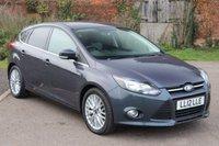 2012 FORD FOCUS 1.6 ZETEC TDCI 5d 113 BHP £6295.00