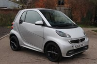 2014 SMART FORTWO 1.0 GRANDSTYLE EDITION 2d AUTO 84 BHP £5600.00